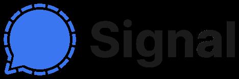 Logo des Messengers Signal